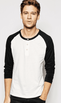 10 Best Long Sleeve T Shirts for Men in 2015 - Henley, Baseball ...