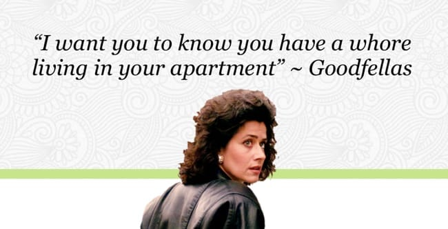 Best Quotes from Goodfellas Movie - Gifs & Scenes