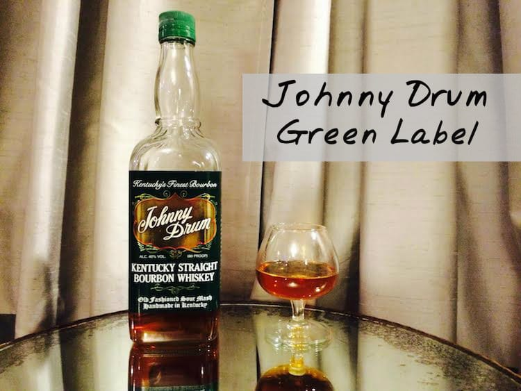 Johnny Drum Green Label