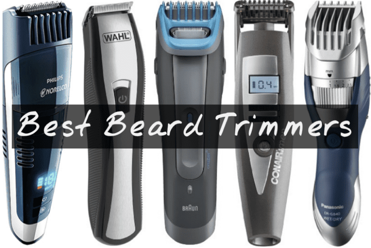 11 best beard trimmers electric shaver reviews 2017. Black Bedroom Furniture Sets. Home Design Ideas