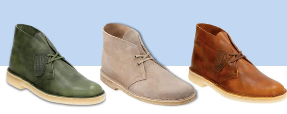 12 Best Mens Desert Boots for 2017 - New Chukka Boots and Clarks ...