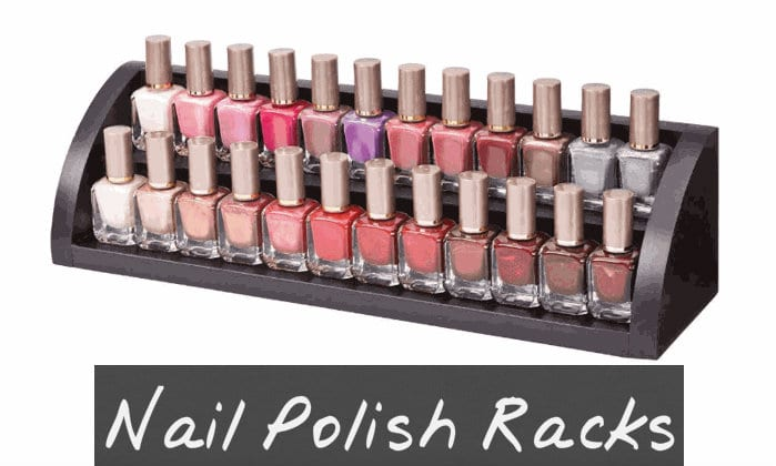 8 Best Nail Polish Racks And Holders For 2019