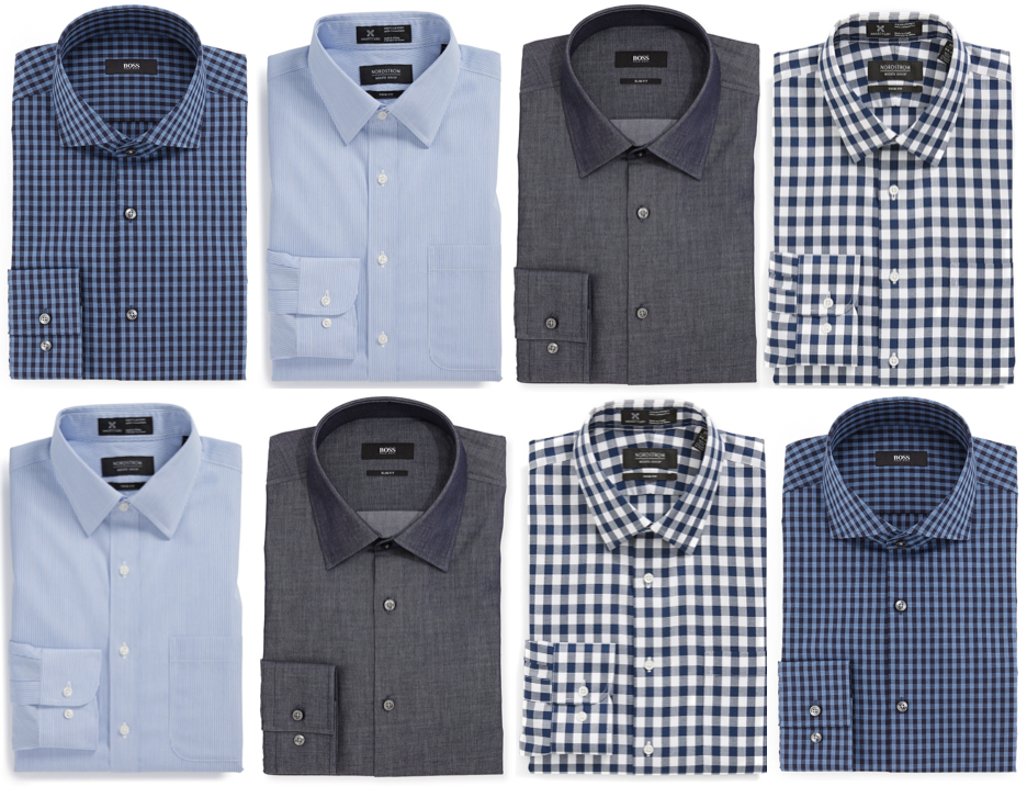 14 Mens Dress Shirts For Spring 2017 - Slim & Trim Fit Dress Shirt ...