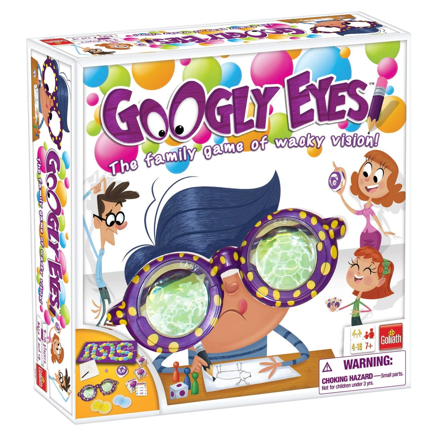 Googly Eyes Drawing Game 2016 - 2017 Toy Gift Ideas