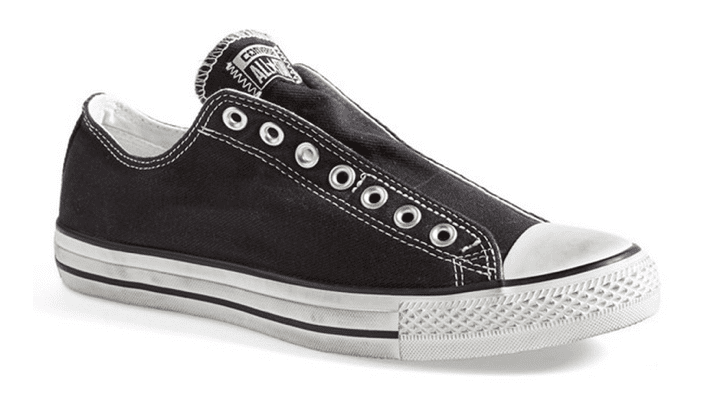 chuck taylors in black without laces 2015