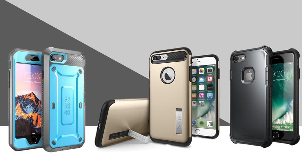 2016 Best Apple iPhone 7 Cases - 7 Plus Covers 2017