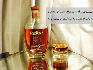 Four Roses 2015 Limited Edition Small Batch Bourbon
