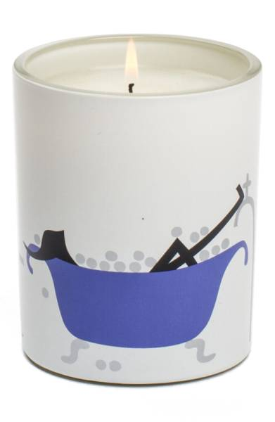 R. Nichols Breathe Scented Candle