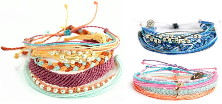 Puravida Bracelets for Her 2017: Christmas Gifts for Wife Into 2018