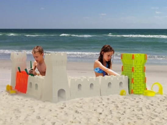 Sandcastle Building Kit