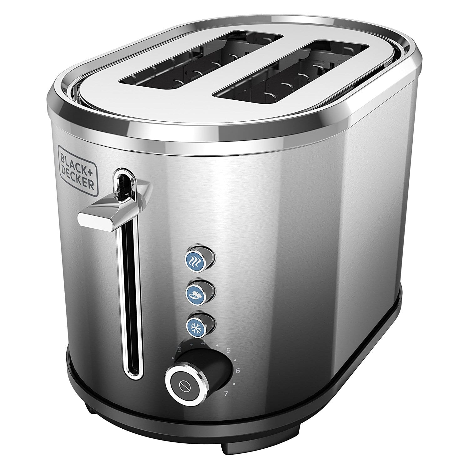 Best Toasters 2017: Black & Decker Wide Slot 2 Slice Toaster Review 2018