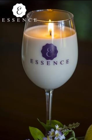 Essence Candles Wine Collection