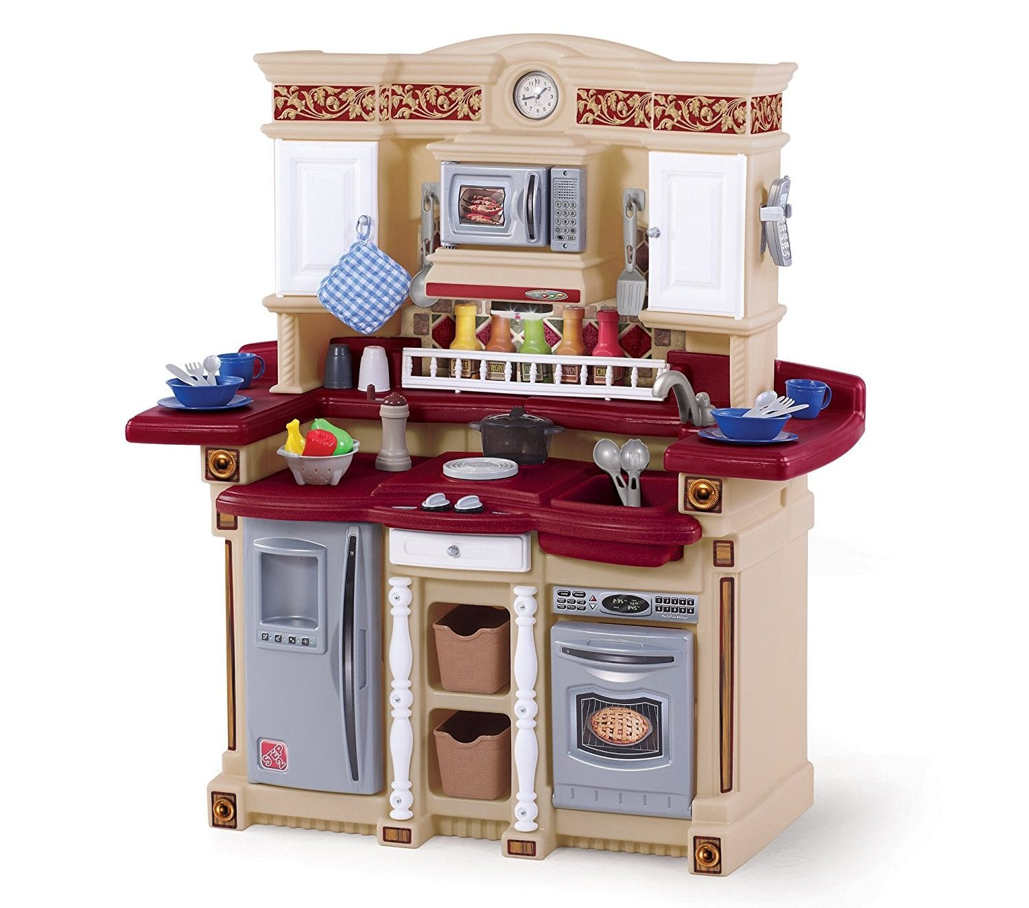 Step2 Upscale Party Time Kitchen