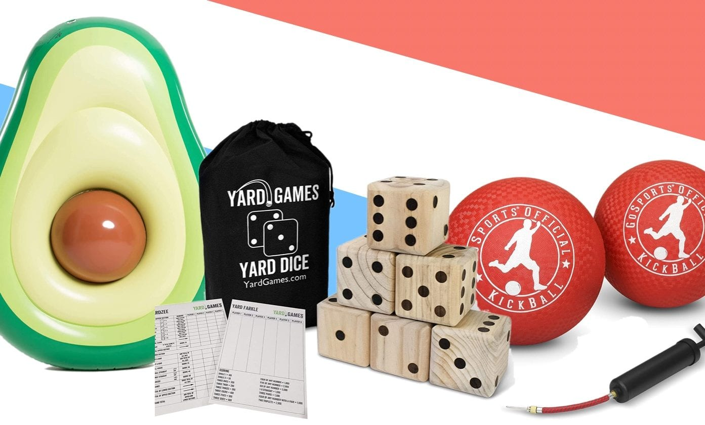 Best Outdoor and Yard Toys 2020